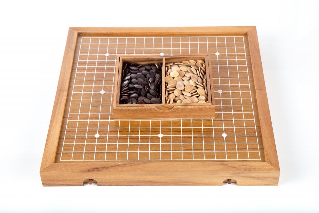 Go Game (Wood Stones)