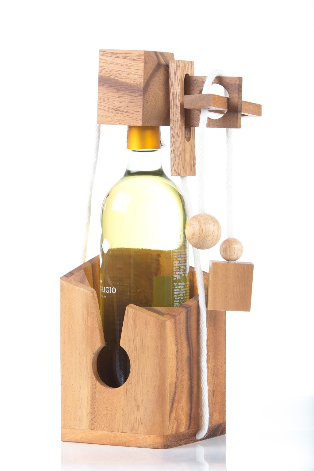 Get Drink - Don't Break It (Lock Wine Bottle)