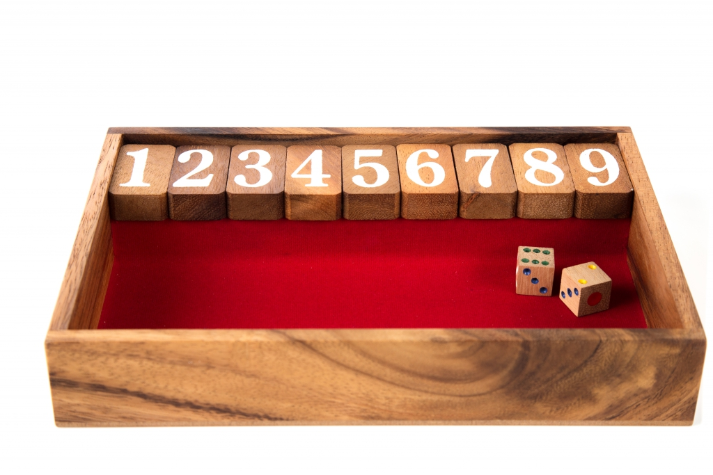 กล่องปิดตัวเลขสกรีน (เล็ก)